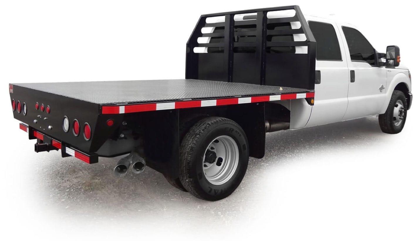 Flatbed Short Truck Full Shot
