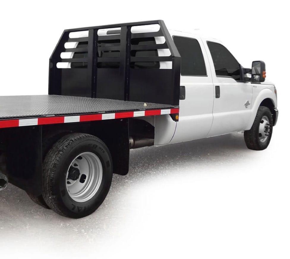 Flatbed Short Truck